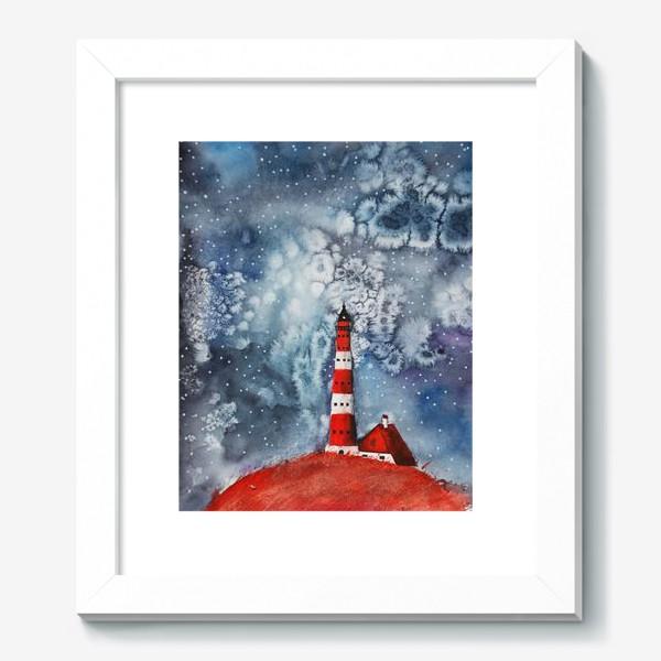 Картина «Ночной маяк»