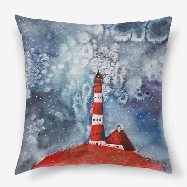Подушка «Ночной маяк»