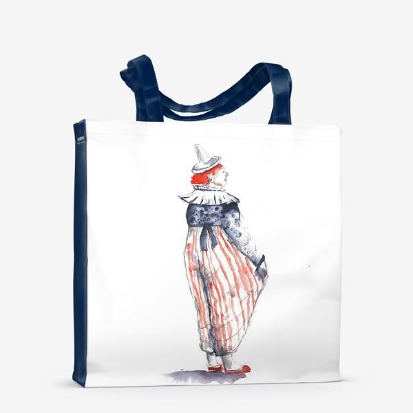 Сумка-шоппер «Клоун»