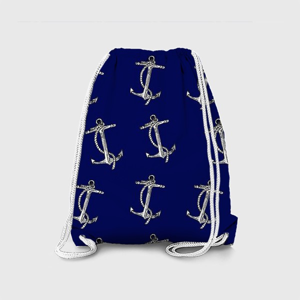 Рюкзак «Якоря»
