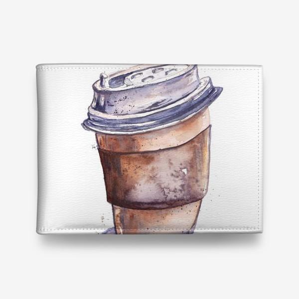 Кошелек «Стакан кофе»