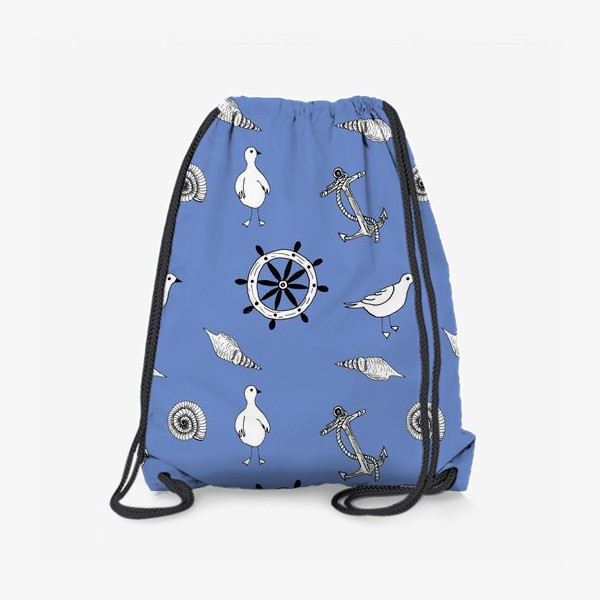 Рюкзак «Морское путешествие»