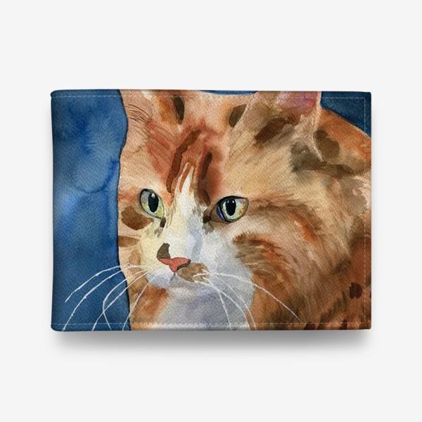 Кошелек «домашняя кошка»