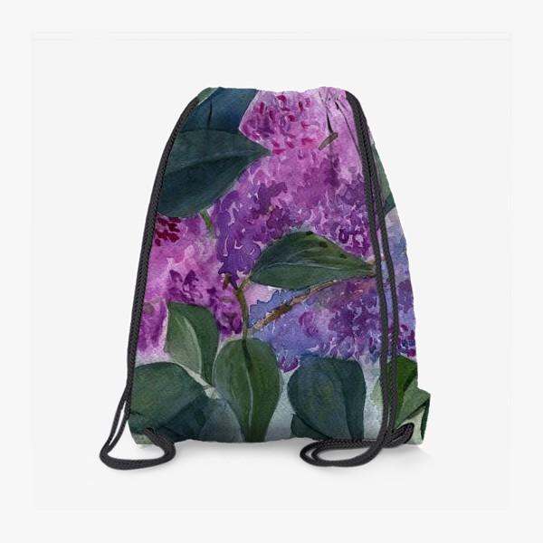 Рюкзак «фиолетовый цвет»