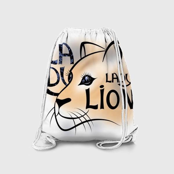 Рюкзак «LADY LION»