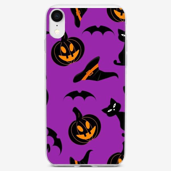 Чехол iPhone «Хэллоуин»