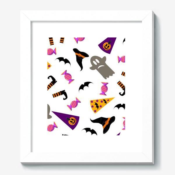 Картина «Паттерн Хэллоуин. »