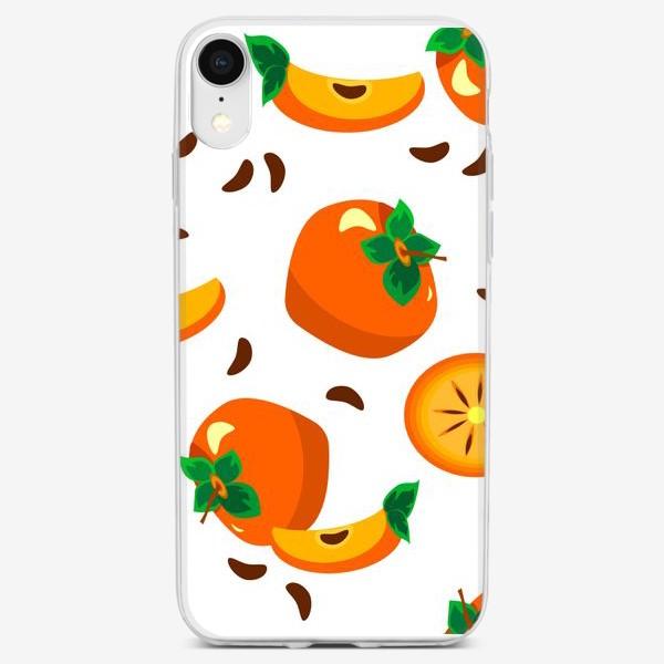 Чехол iPhone «Хурма»