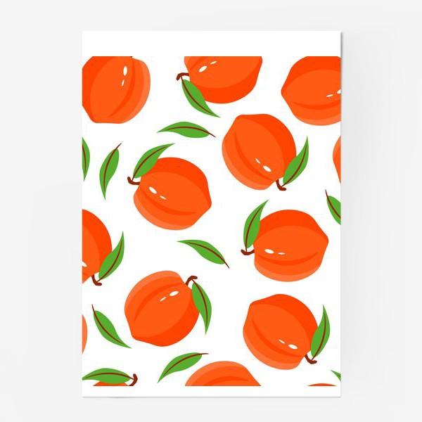 Постер «Персики»