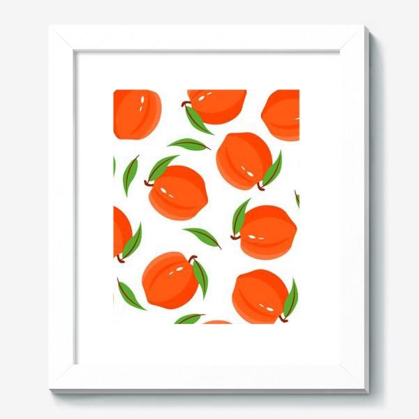 Картина «Персики»