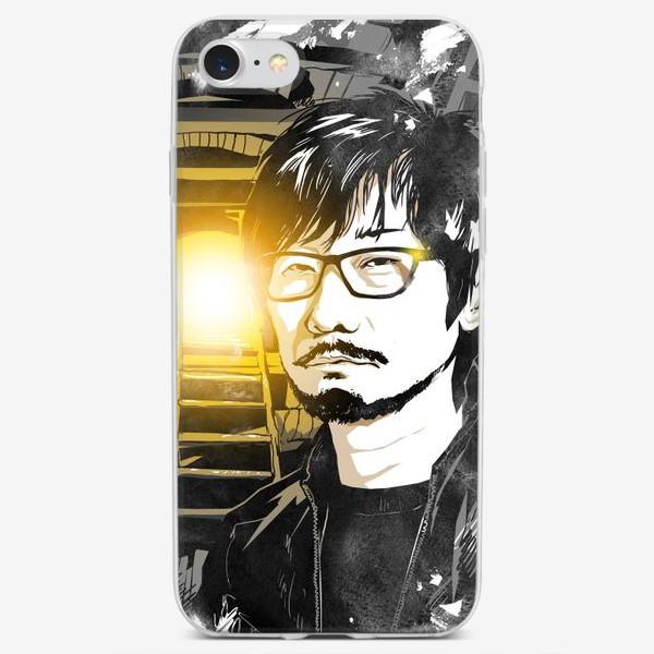 Чехол iPhone «Кодзима»