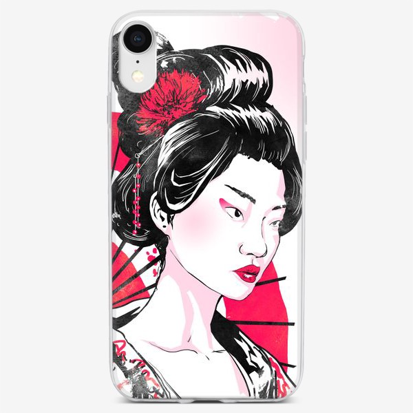 Чехол iPhone «Восток»