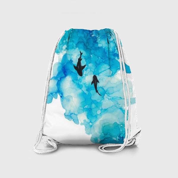 Рюкзак «Акулы»