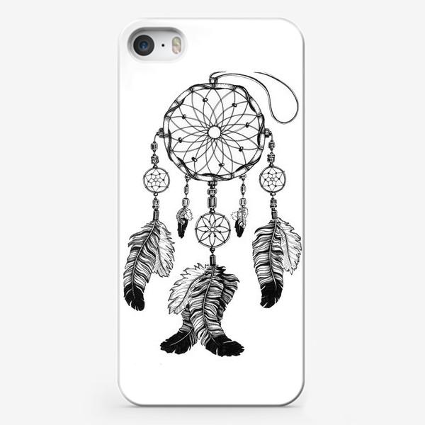Чехол iPhone «Ловец снов»