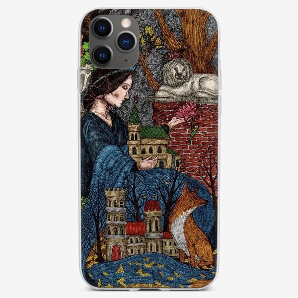 Чехол iPhone «Добрая старая сказка»