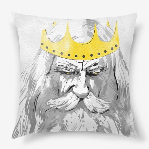 Подушка «Old King»