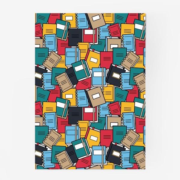 Постер «Яркие тетради»
