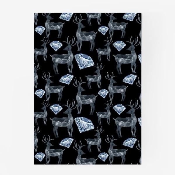 Постер «ночные бриллианты»