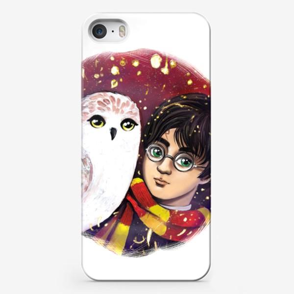 Чехол iPhone «Гарри и Букля »