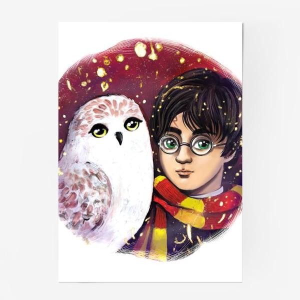 Постер «Гарри и Букля »