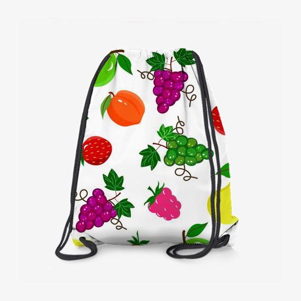 Рюкзак «Фрукты»
