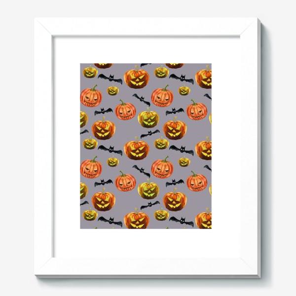 Картина «темная ночь Хеллоуина»