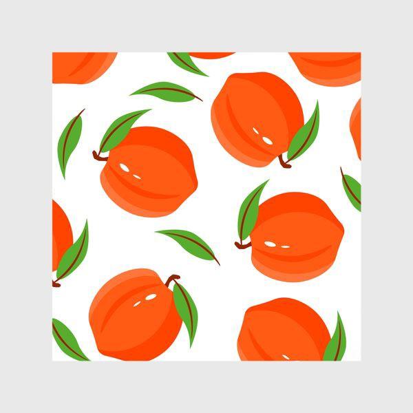 Шторы «Персики»