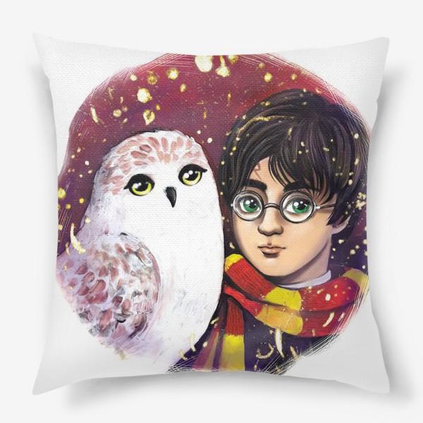 Подушка «Гарри и Букля »