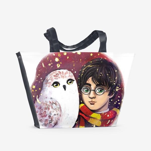 Пляжная сумка «Гарри и Букля »