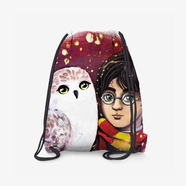 Рюкзак «Гарри и Букля »