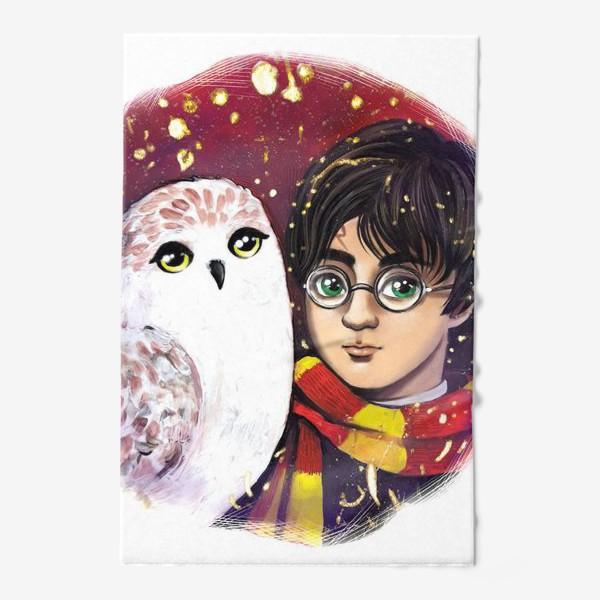 Полотенце «Гарри и Букля »