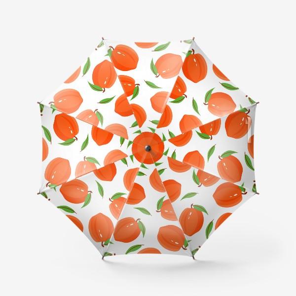 Зонт «Персики»