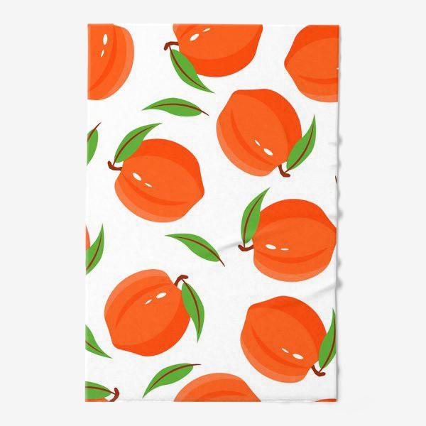 Полотенце «Персики»
