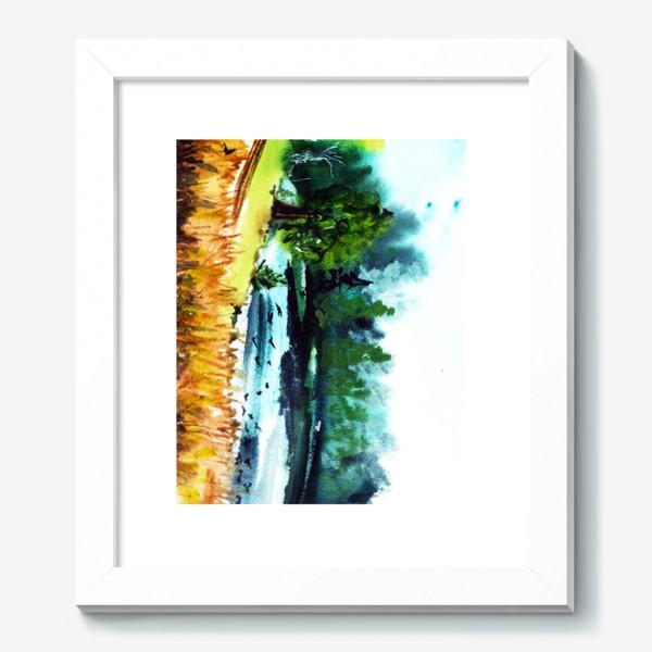 Картина «Июльская жара»
