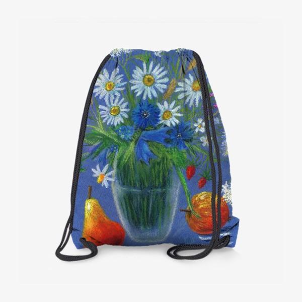 Рюкзак «Букет ромашек»