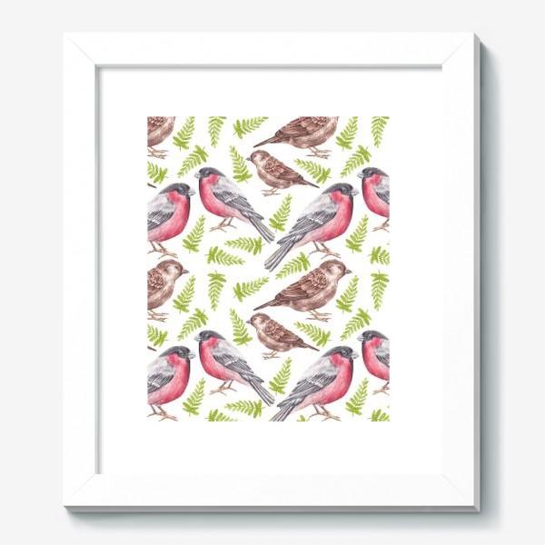 Картина «Птички»