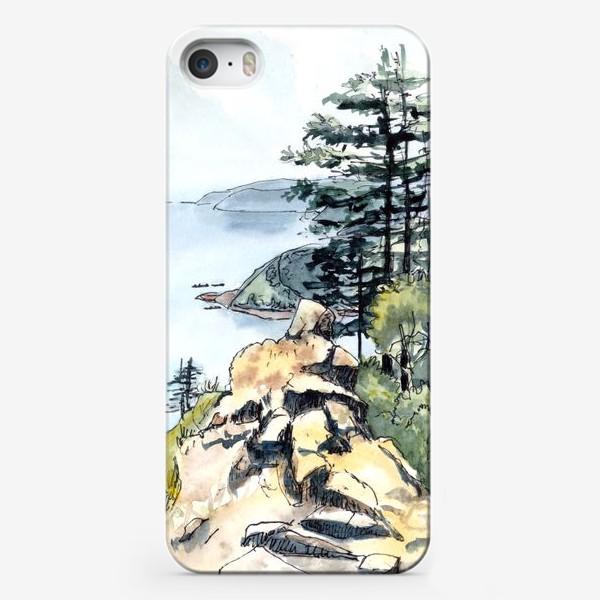 Чехол iPhone «Байкал»