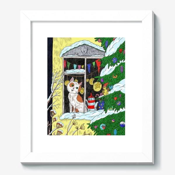 Картина «Новый год»