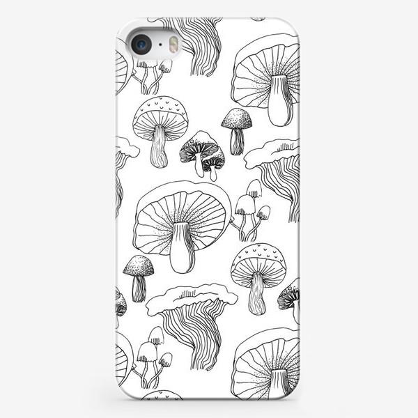 Чехол iPhone «Графика»