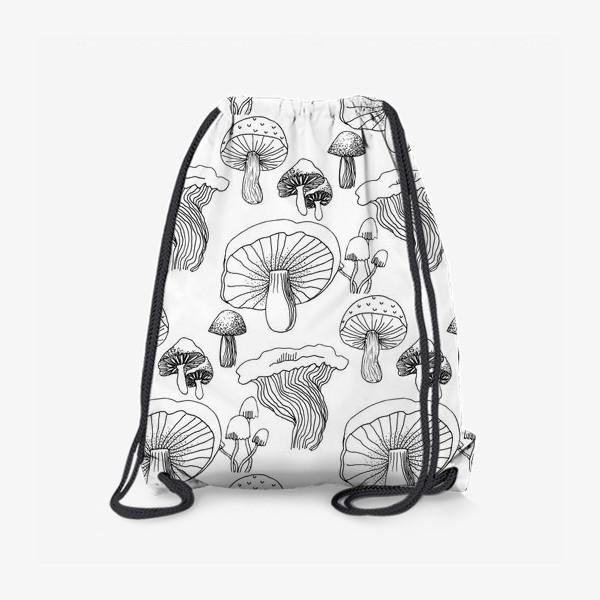 Рюкзак «Графика»