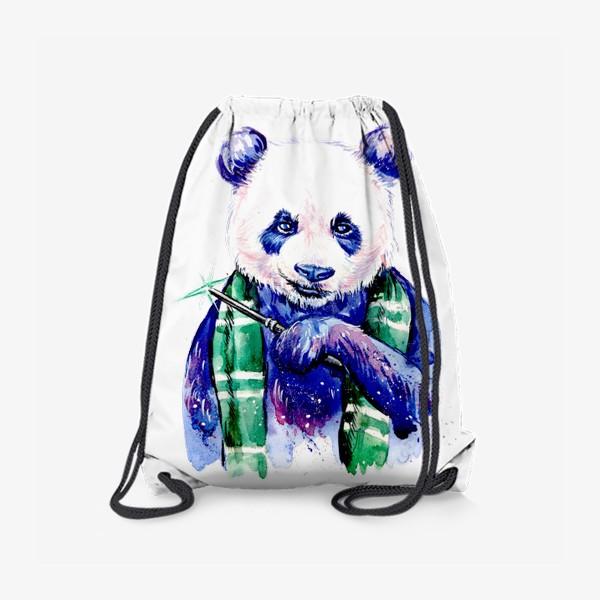 Рюкзак «панда Драко»