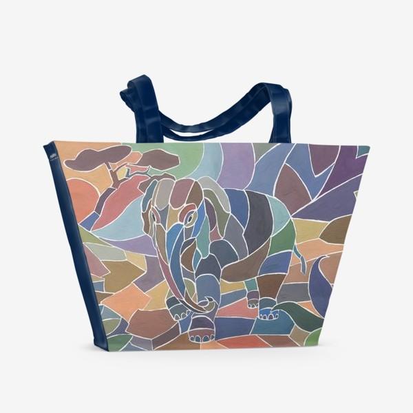 Пляжная сумка «Калахари»