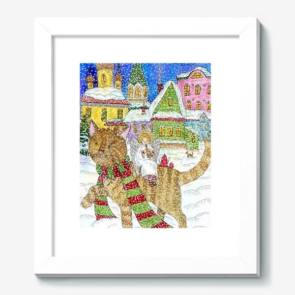 Картина «Новогодняя сказка»