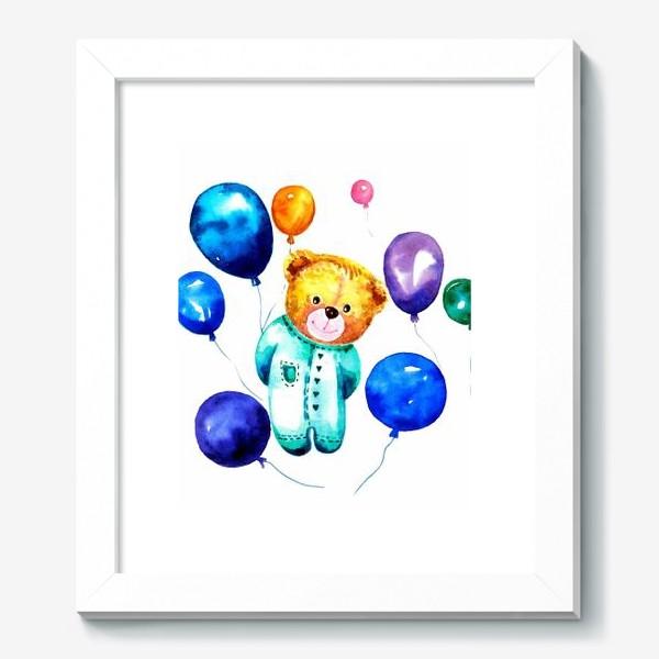 Картина «Новорождённый мишка»