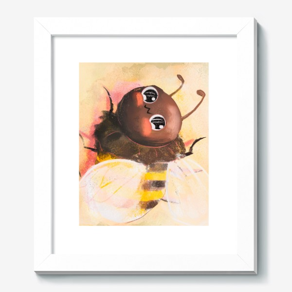 Картина «Летняя пчелка»