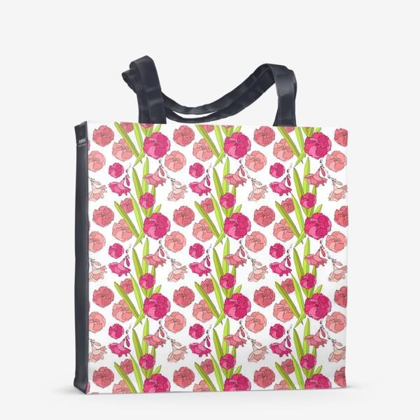 Сумка-шоппер «Цвето4ки»