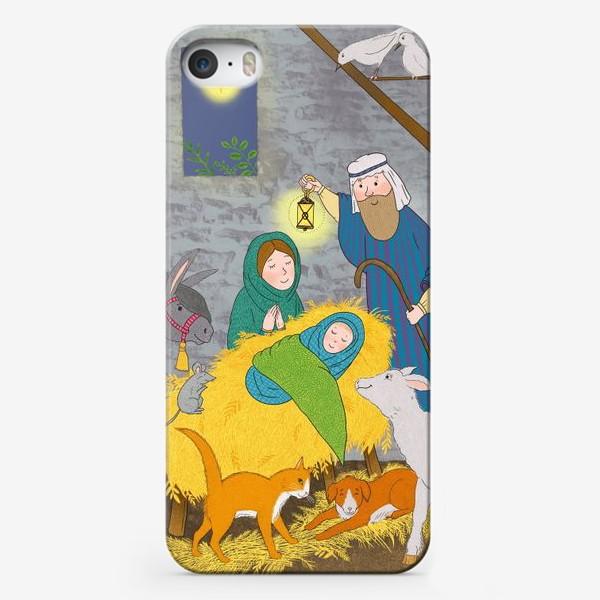 Чехол iPhone «С Рождеством!»