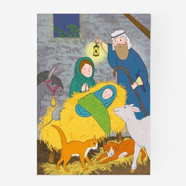 Постер «С Рождеством!»