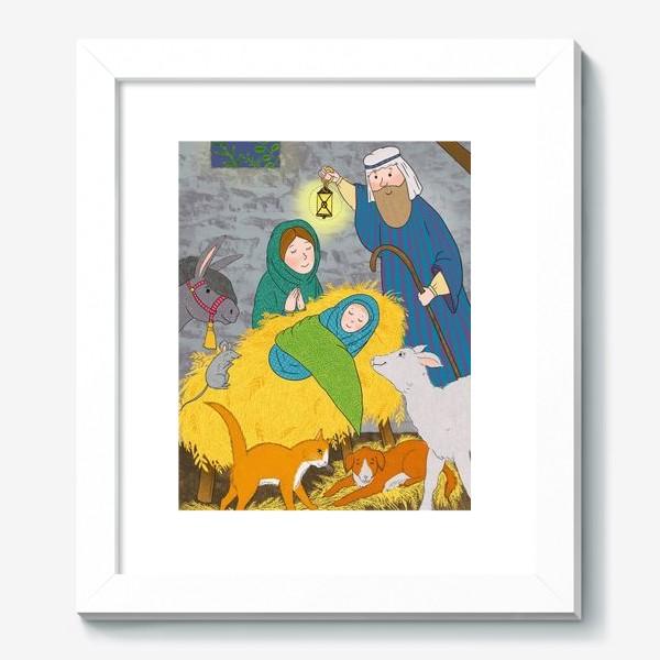 Картина «С Рождеством!»