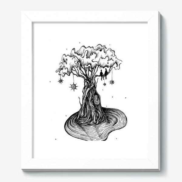 Картина «Любовь нужно растить»